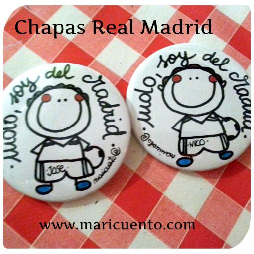 Chapa Real Madrid [1]