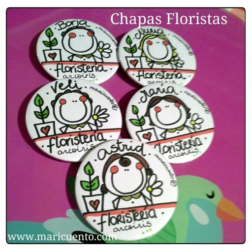 Chapa Florista [1]