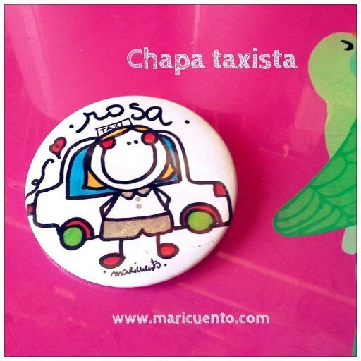 Chapa taxista [1]