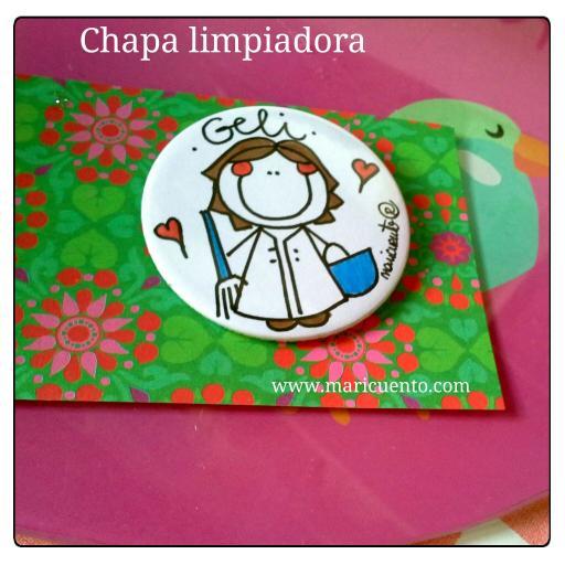 Chapa Limpiadora [3]