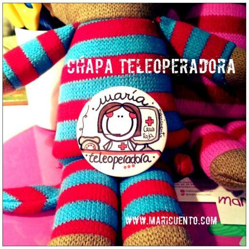 Chapa Teleoperadora [2]