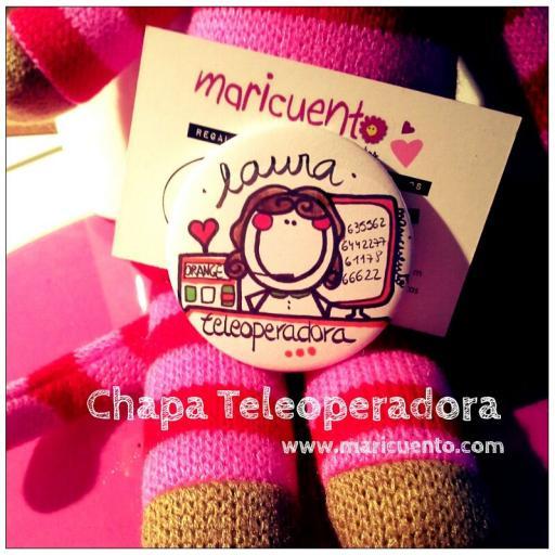 Chapa Teleoperadora [1]