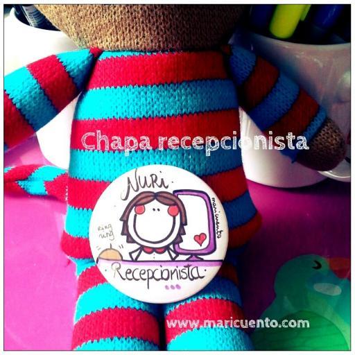 Chapa Recepcionista [1]