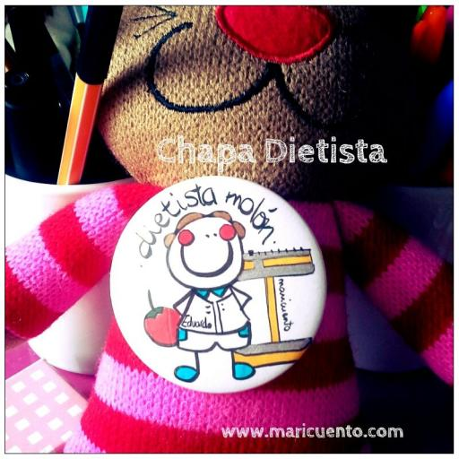 Chapa Dietista/Nutricionista [1]