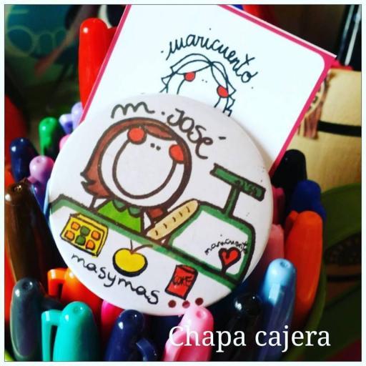 Chapa Cajera