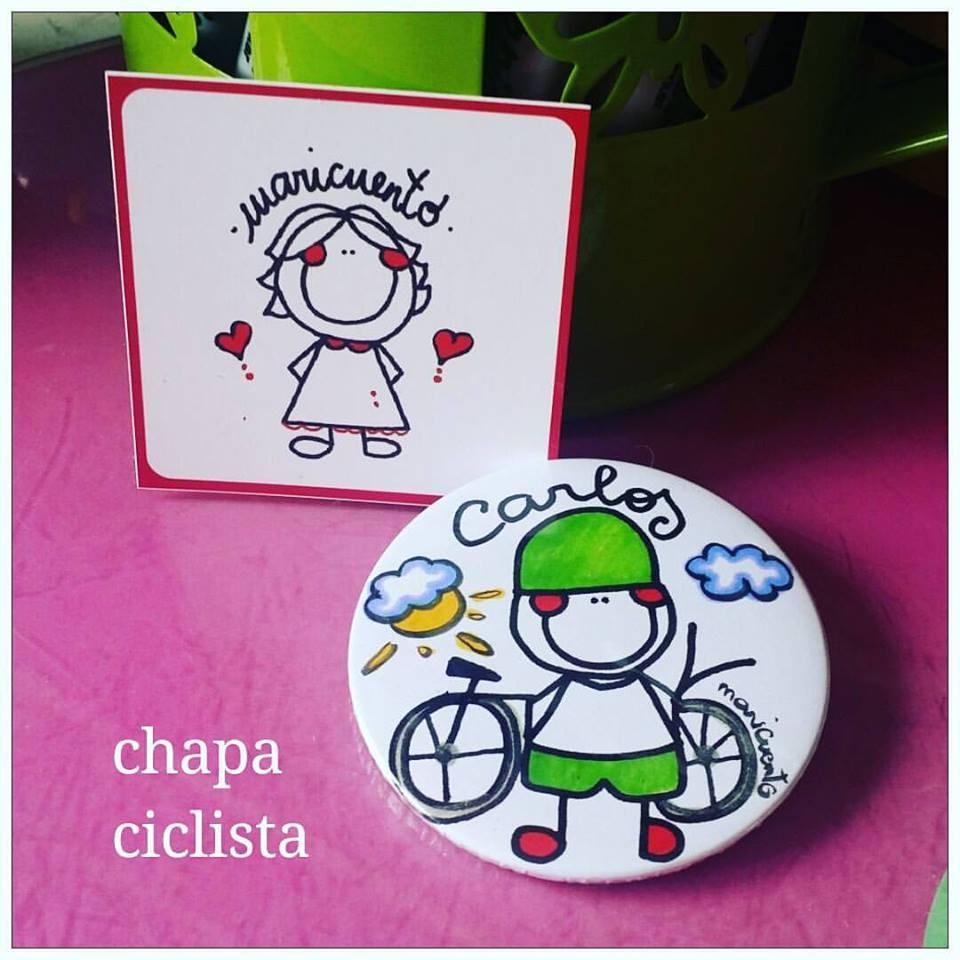 Chapa Ciclista