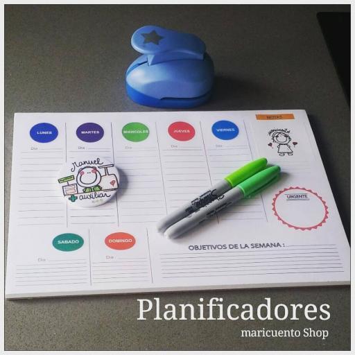 Planificador semanal [0]