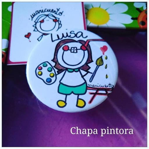 Chapa Pintora