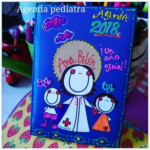 Agenda Pediatra. Talla L.