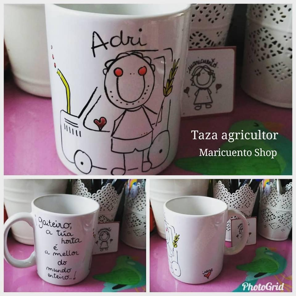 Taza Agricultor