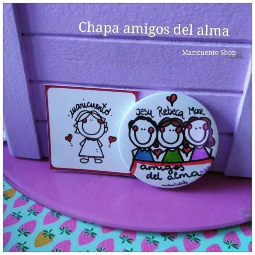 Chapa siempre amigas [2]