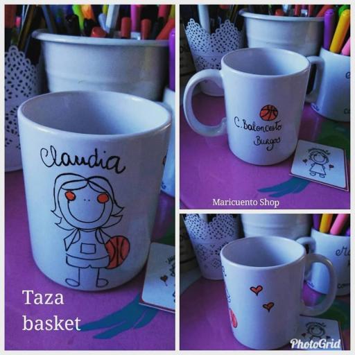 Taza Basket [1]