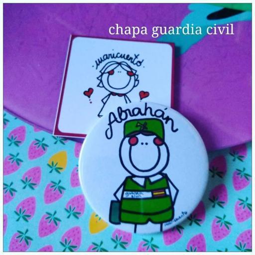 Chapa guardia civil [1]