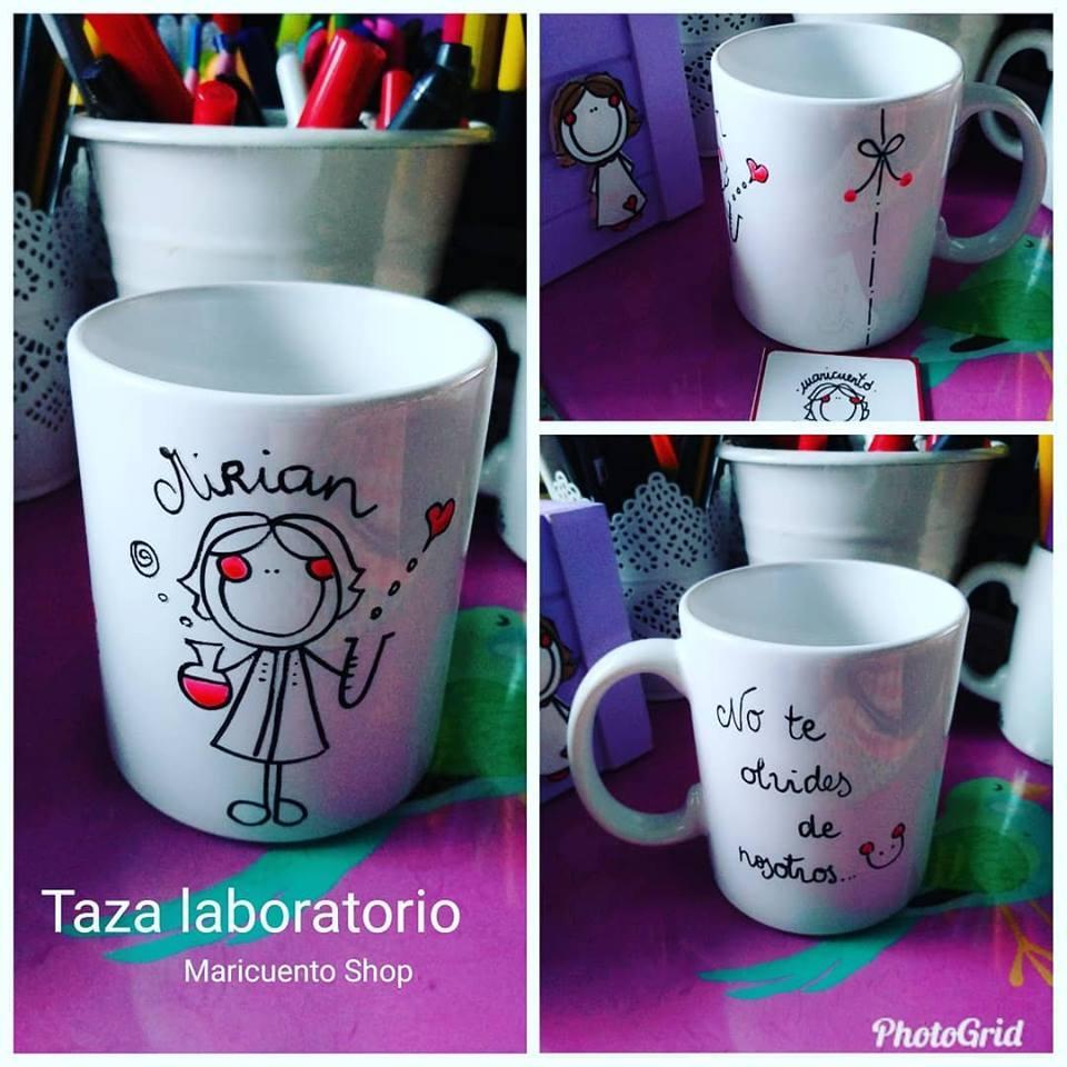 Taza laboratorio