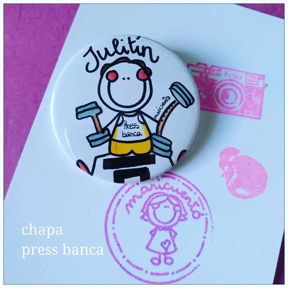 Chapa Press Banca