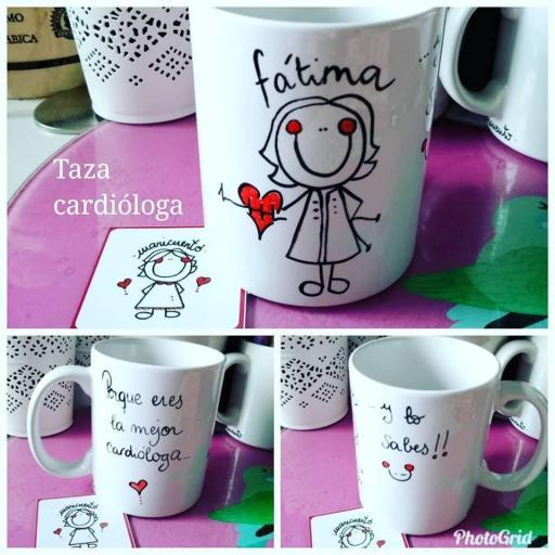 Taza Cardióloga