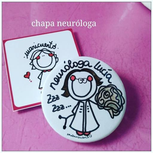 Chapa neuróloga