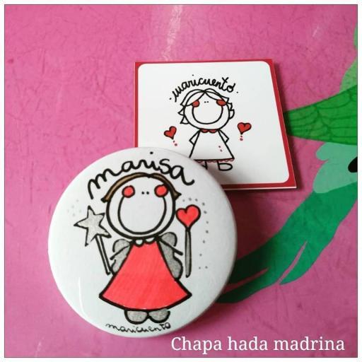 Chapa Hada Madrina