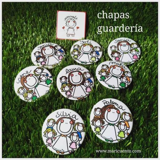 Chapa guardería [0]