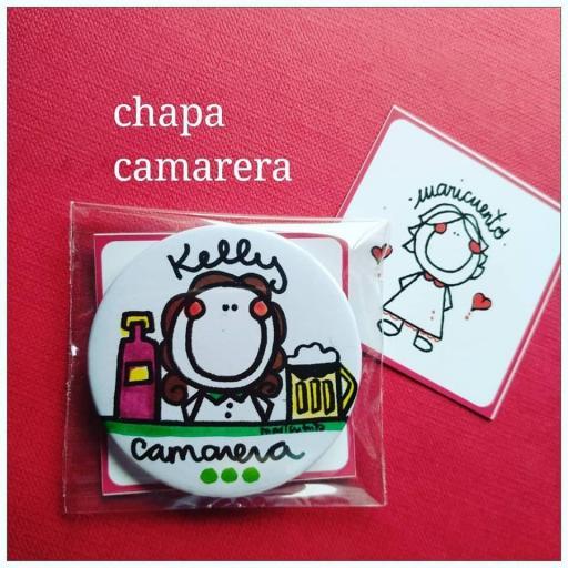 Chapa Camarera