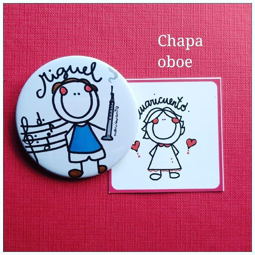 Chapa Oboe