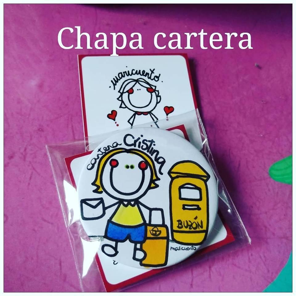 Chapa Cartero