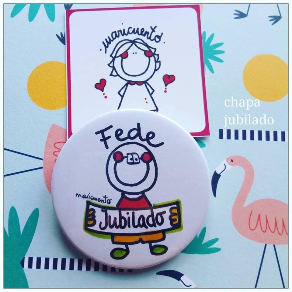 Chapa Jubilado