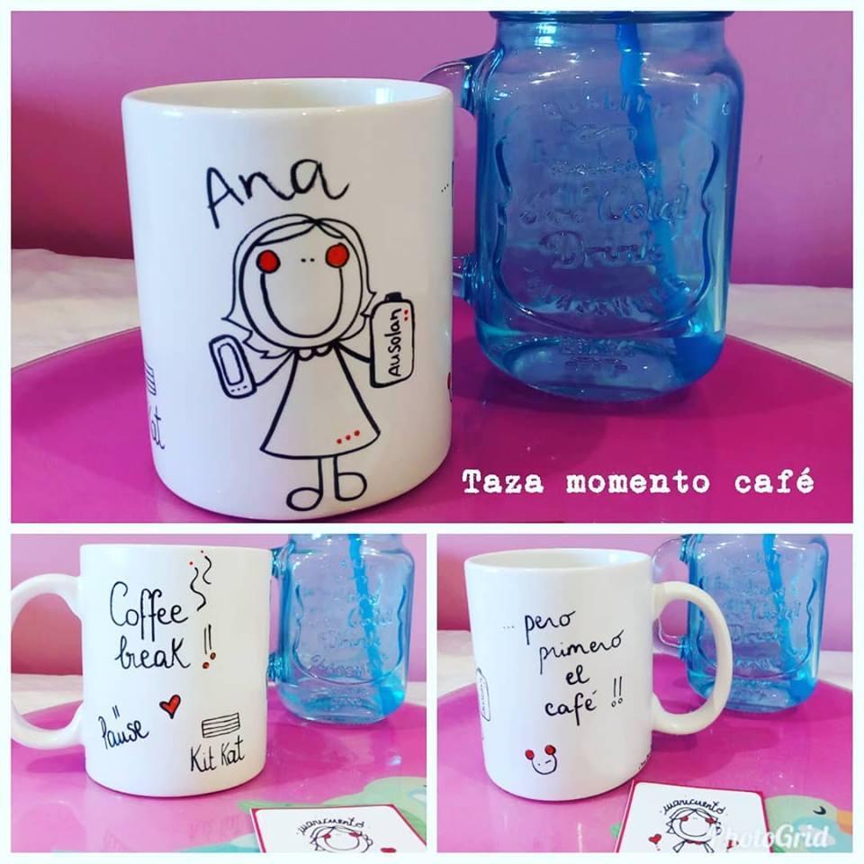 Taza Momento Café