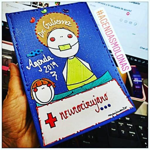 Agenda Doctora. Talla L [1]