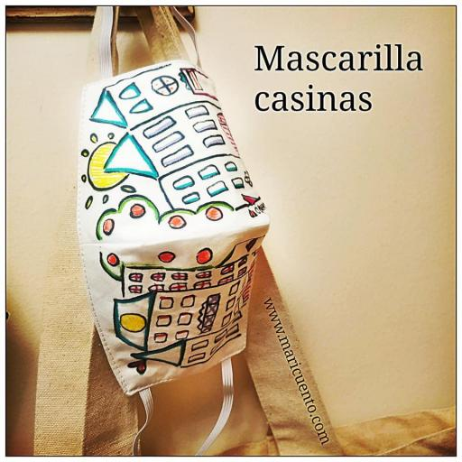 "Mascarilla ""Casinas"""
