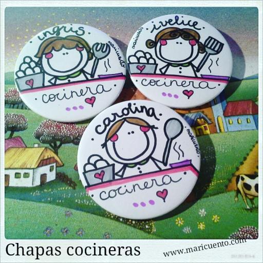 Chapa Cocinera-o [2]