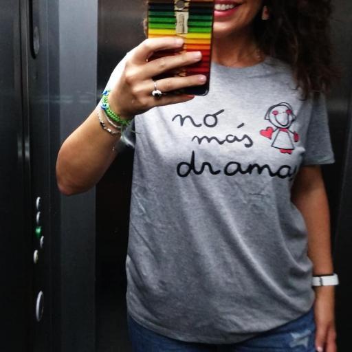 Camiseta No más dramas [1]