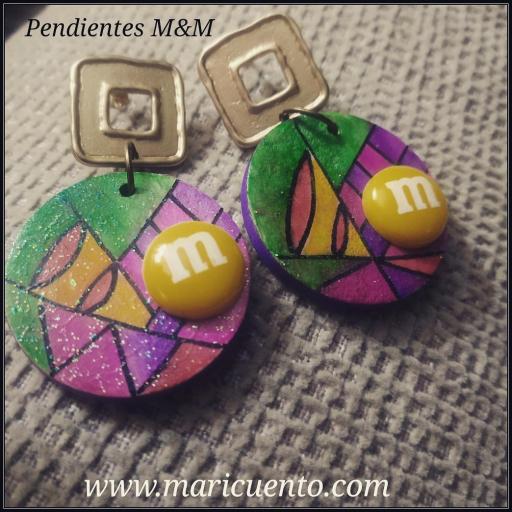 Pendientes M&M [0]