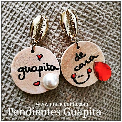 Pendientes Guapita