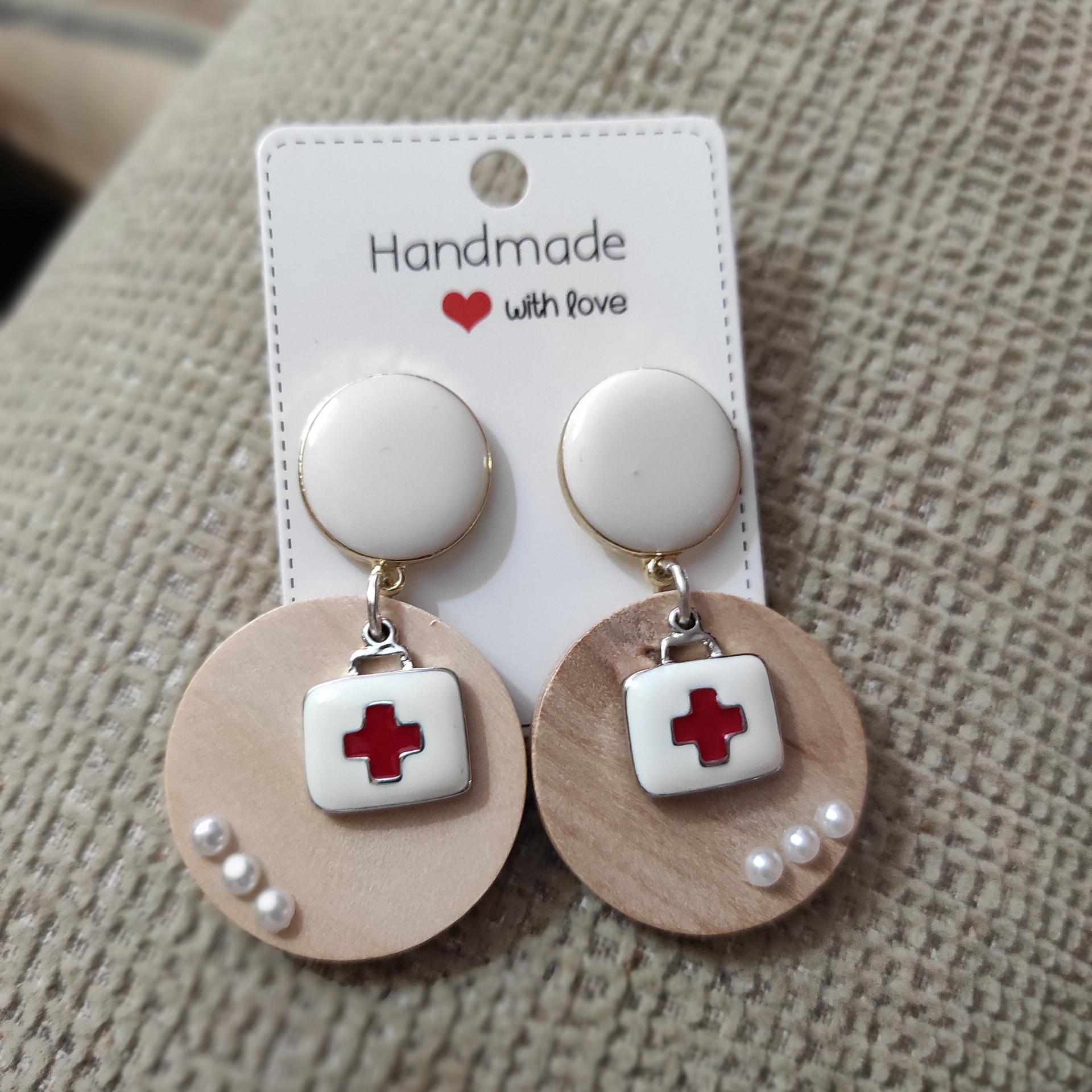 Pendientes enfermera