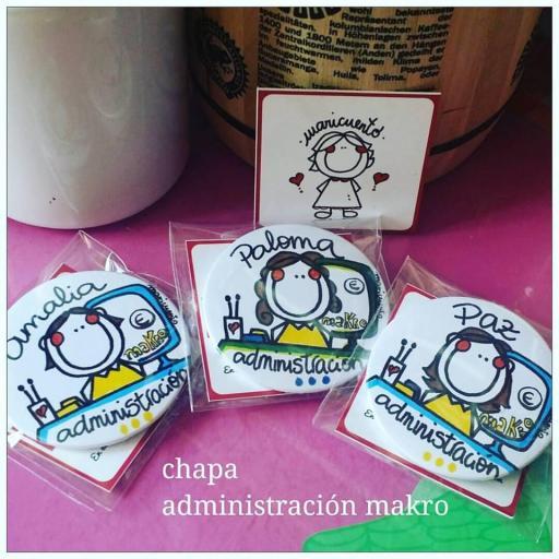 Chapa Administración  [0]
