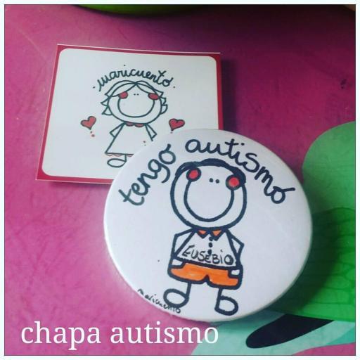Chapa Autismo
