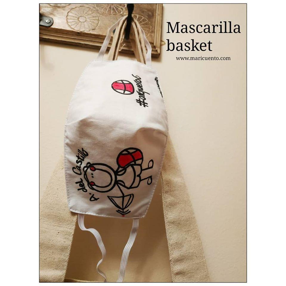 Mascarilla Basket