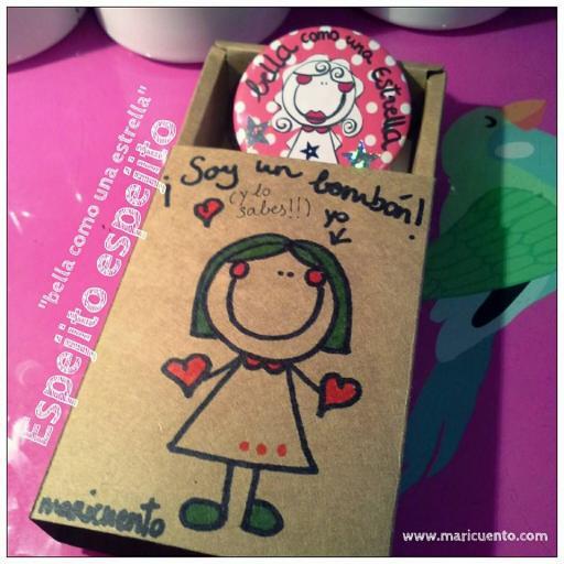 Espejito Bella + caja [2]