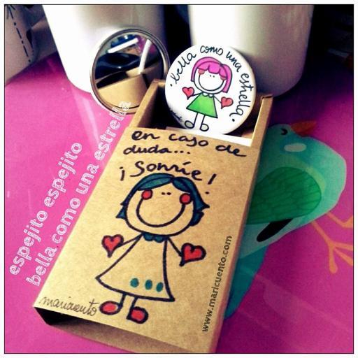 Espejito Bella + caja