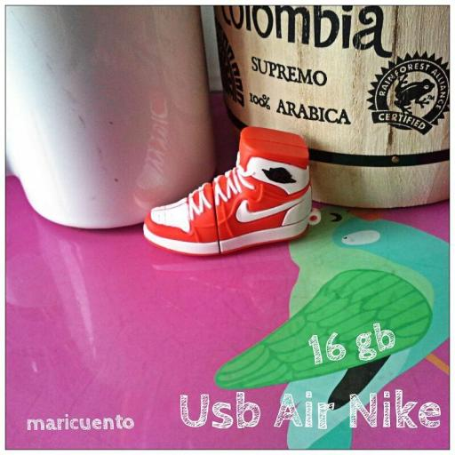 Usb Bota Air Nike