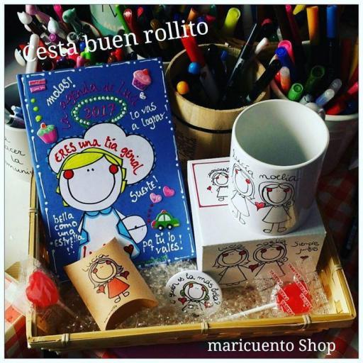 Cesta Buen Rollito [0]