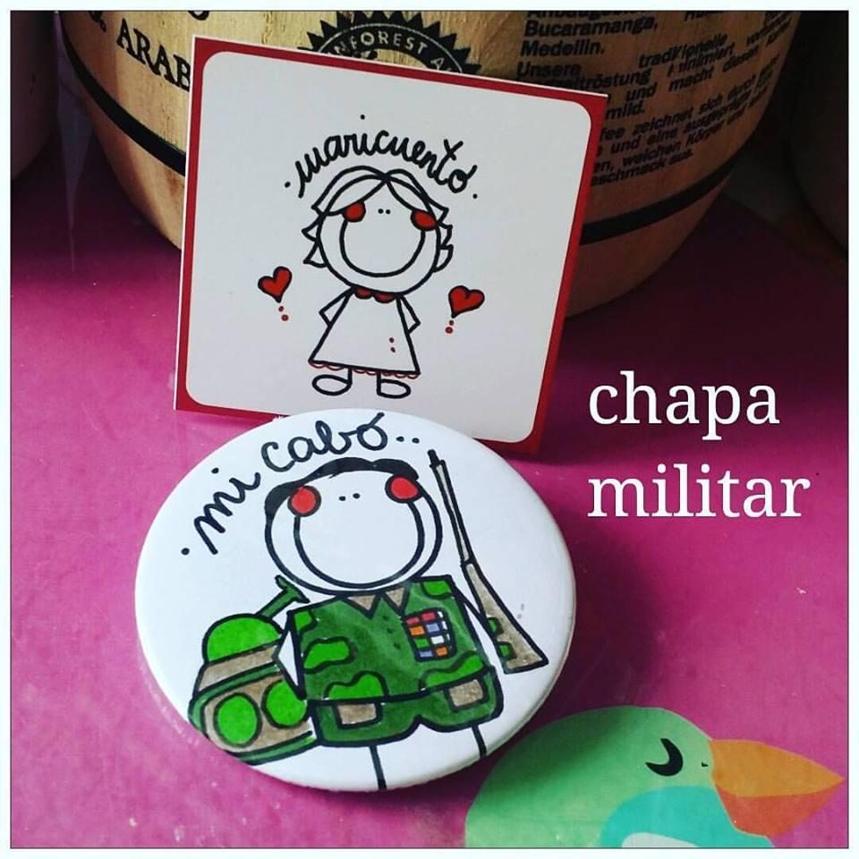 Chapa militar