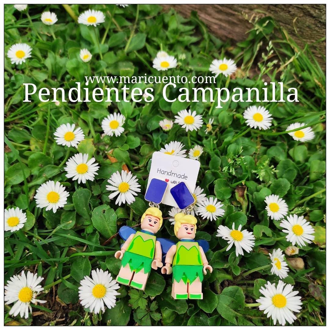 Pendientes Campanilla
