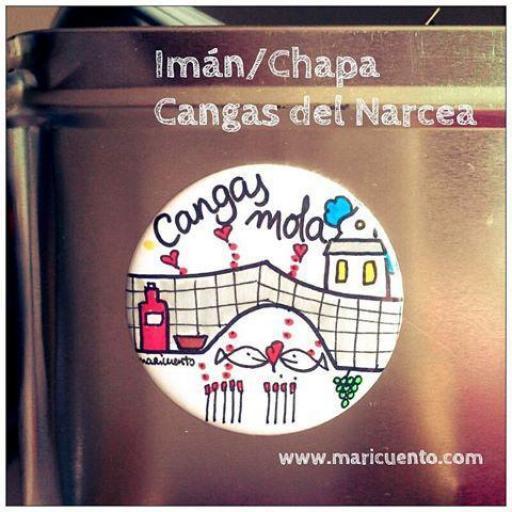 Chapas Cangas del Narcea (varios modelos) [1]