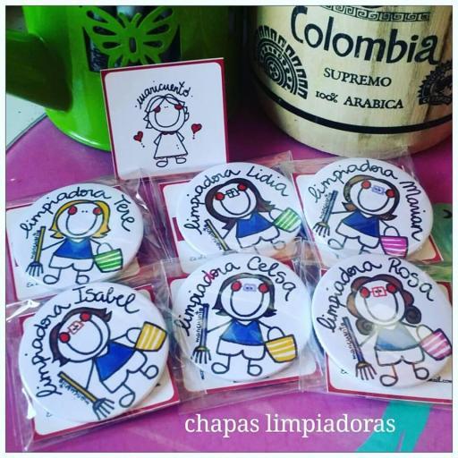 Chapa Limpiadora