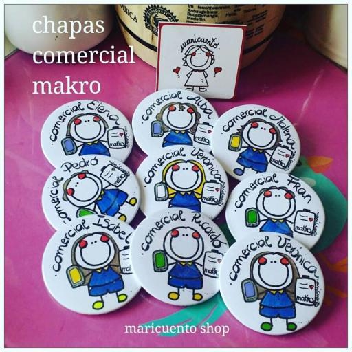 Chapa Comercial