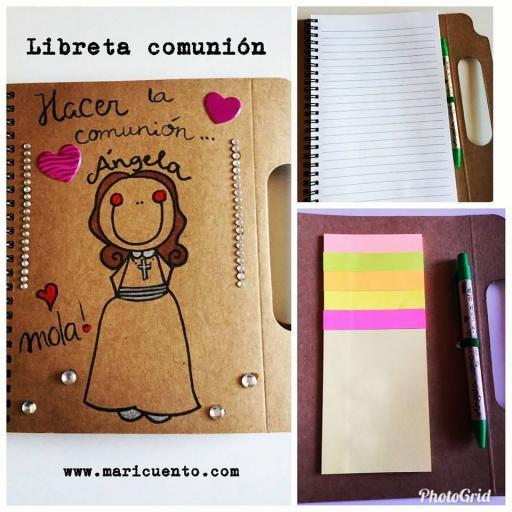 Libreta Comunión [1]