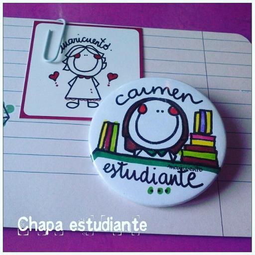 Chapa estudiante [2]