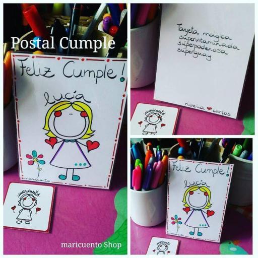 Postal Cumpleaños [0]
